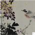 黄庭名家收藏手绘书字中国画作品客厅花鸟画梅兰竹菊四条屏2842